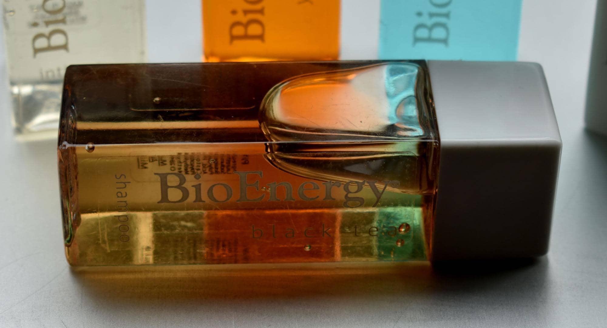 Bagnoschiuma Bio : Premium courtesy set 2